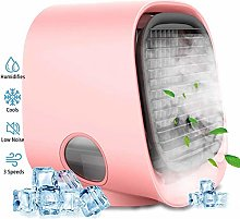 Antrect Air Cooler, Portable Mobile Air