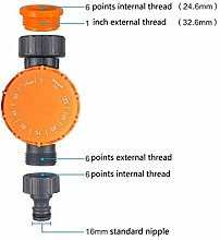Anxia Mechanical Irrigation Timer Automatic