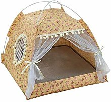 Anybz Cat Dog Bed Indoor tent breathable pet house