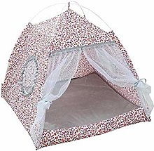 Anybz Pet bed Indoor tent breathable pet house
