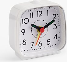ANYDAY John Lewis & Partners Analogue Alarm Clock,