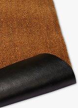 ANYDAY John Lewis & Partners Coir Natural Door Mat