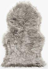 ANYDAY John Lewis & Partners Faux Fur Sheepskin Rug