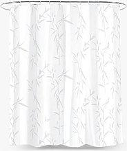 ANYDAY John Lewis & Partners PEVA Plastic Bamboo