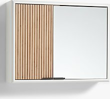 ANYDAY John Lewis & Partners Ridge Double Mirrored