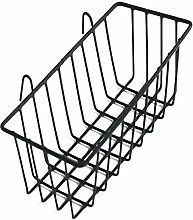 ANZOME Grid Basket, Wire Wall Basket With Hook,