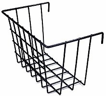 ANZOME Metal Wire Hanging Basket, Multifunctional