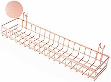 ANZOME Rose Gold Basket For Gridwal/Grid Panel
