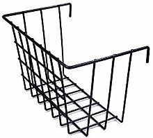 ANZOME Wire Wall Grid Mesh Metal Memo Board