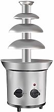 Aocay Uniquel Stainless Steel Chocolate Fountain,