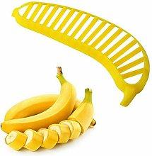 Aofocy Banana Slicer Banana Cutter Banana Chopper