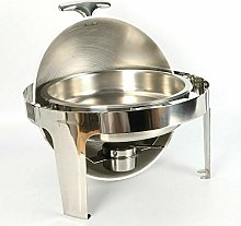 Aohuada 6.8 L Chafing Dish Set Stainless Steel