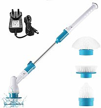 AOI Electric Spin Scrubber Turbo Scrub Cleaning