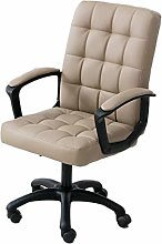 AOIWE Big and Tall Reclining Leather Office Chair