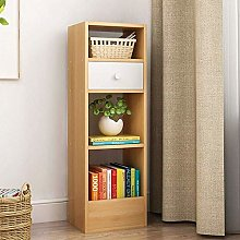 AOIWE Bookcase Bookshelf Display Rack Bookshelf