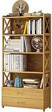 AOIWE Bookshelf Rack Multipurpose 5-6 Tier Storage