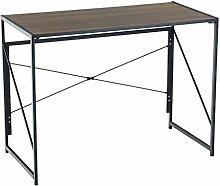 AOIWE Fold Up Computer Desk Office Desk,Study