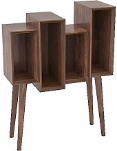 AOIWE Living Room Bookcases Simple Living