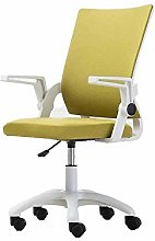 AOIWE Office Chair Mid Back Swivel Lumbar Support