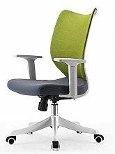 AOIWE Office Chair Sturdy Arms and Back Support