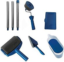 Aoleytech Washable Paint Roller Set Can Be Filled