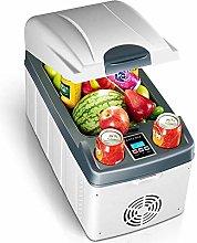AOLI 20 Liters Mini Fridge Car Refrigerator