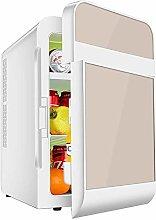 AOLI 20L Car Refrigerator Dual-Core Cooler and