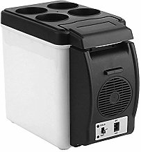 AOLI 6L Thermoelectric Cool Box Camping Fridge 12V