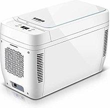 AOLI Car Refrigerator 11L Silent Dual-Core Mini