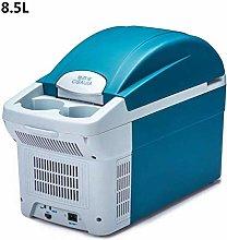AOLI Car Refrigerator 8.5L Car Home Dual Use Mini