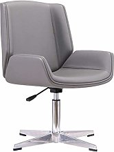 AOLI Chaise Computer Desk Chair, Swivel Chair,Desk