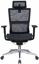 AOLI Chaise Ergonomic Office Chair High Back Mesh