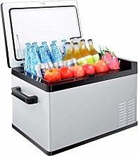 AOLI Portable Compressor Refrigerator, Mini Car