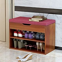 AOLI Shoe Rack Change Bench Shoe Box Nordic