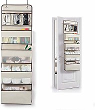 AOLLEN Door Hanging Wall Organiser, With 2 Sturdy