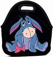 AOOEDM Acmiran Eeyore Lunch Bags for Women