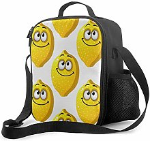 AOOEDM Lunch Bag Insulated Lunch Box Cartoon