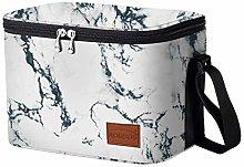 Aosbos Cool Bag Small Lightweight Lunch Bag