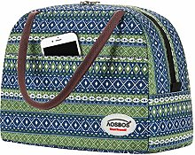Aosbos Cooler Bag Thermal Insulated Lunch Bag