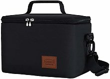 Aosbos Insulated Lunch Bag Cooler Tote Bag with