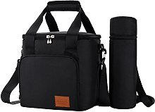 Aosbos Insulated Lunch Bag Large Cooler Bag