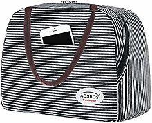 Aosbos Insulated Lunch Bag Reusable Cooler Bag