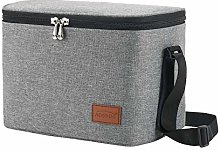 Aosbos Lunch Bag Insulated Cooler Tote Bag with