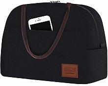 Aosbos Lunch Bag Waterproof Cooler Bag Thermal