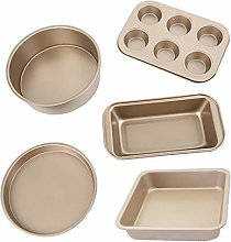 Aoutdoor Baking Tray Non Stick Set,Stainless Steel