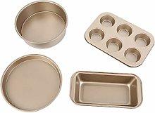 Aoutdoor Baking Trays Set Non Stick,Easy Clean