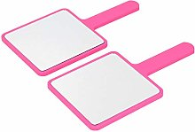 Aoutecen Travel Mirror Cosmetic Tool Single Side