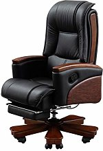 Aoyo Chairs Leather Boss Chair Business Office