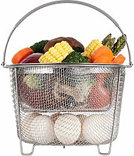 Aozita Steamer Basket for Instant Pot Accessories