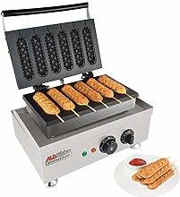 AP-527 Hot Dog Waffle Maker Commercial | Corn Dog